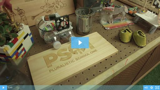 The Studio at PS1 - An Introduction to our STEAM Program