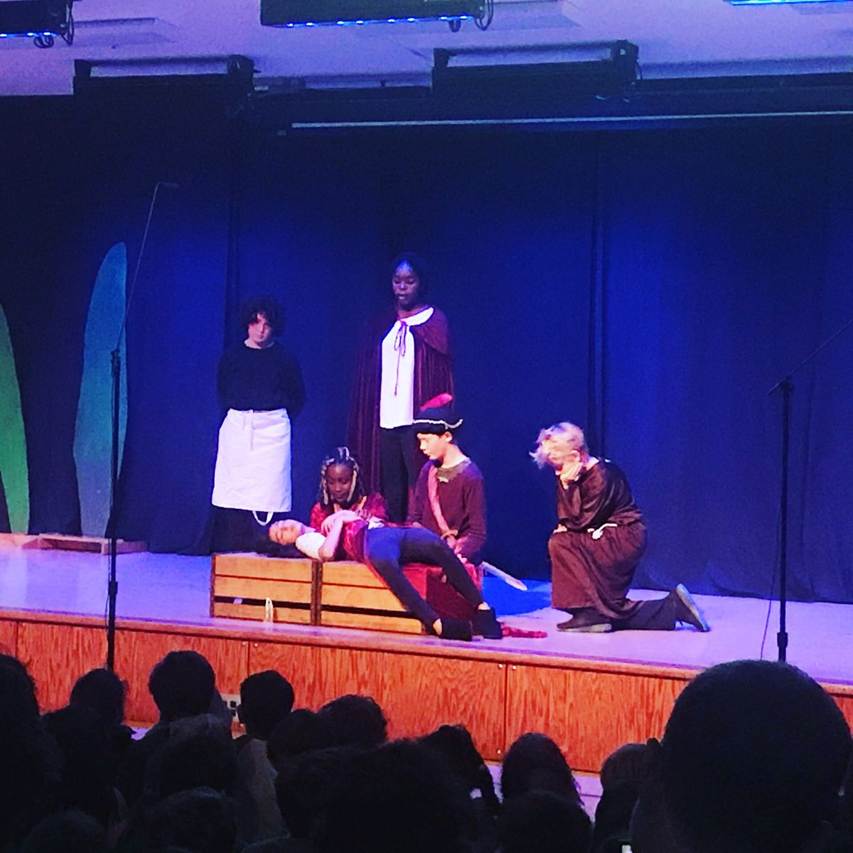 School Year Culminates with Performances of Our Town and Romeo and Juliet