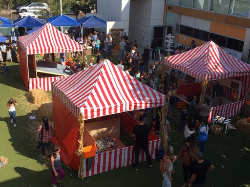 Family Festival's Harvest Carnival Video