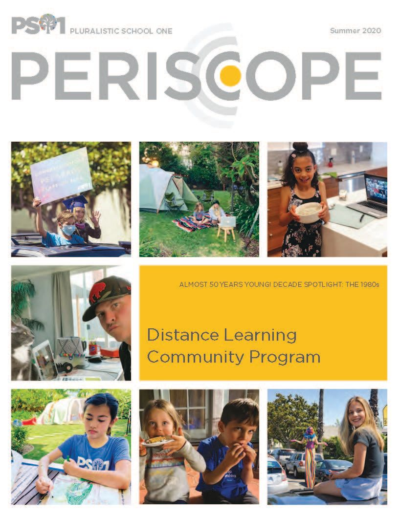 Spring/Summer 2020 Periscope is Here!