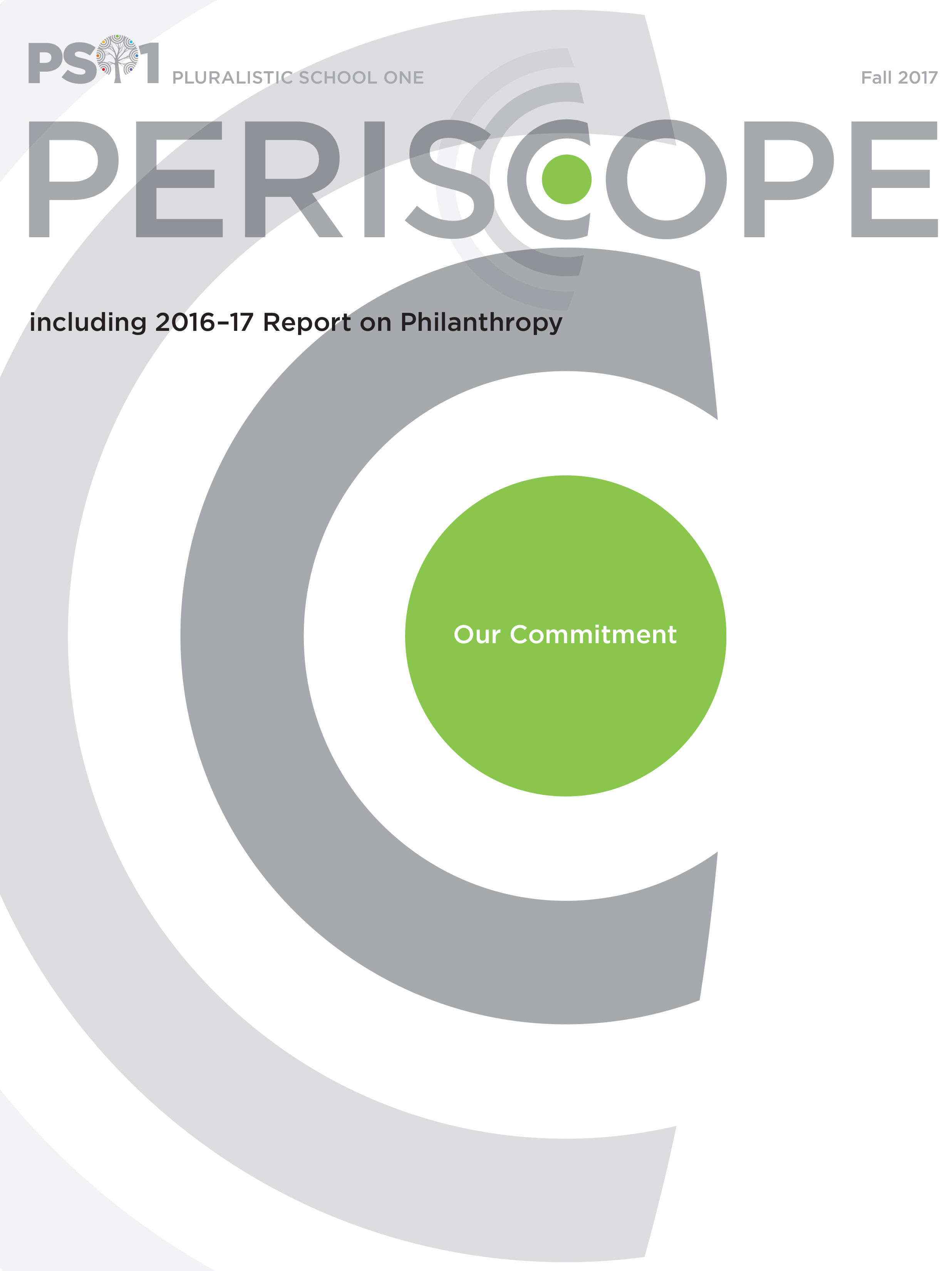 Fall 2017 PeriScope with Annual Report